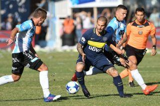 Boca no pasa del empate ante el necesitado Atlético Rafaela