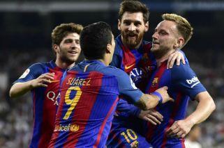 Barcelona le ganó al Real Madrid con un gol de Messi en el final