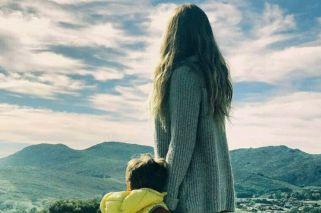 Jimena Barón: fin de semana de amor y familia en Tandil