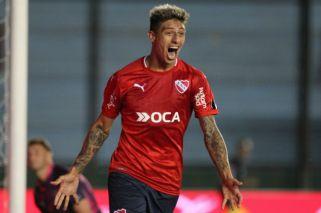 Independiente venció con autoridad al débil Arsenal