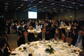 La cena CIPPEC reúne a los políticos y empresarios más importantes del país