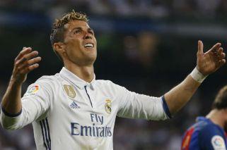 La reacción de Cristiano Ronaldo tras el gol agónico de Messi