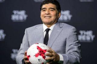 """Maradona: """"A la AFA hay que meterle una granada y hacerla toda nueva"""""""