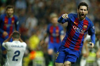 El mensaje de Messi tras su gesta heroica en el clásico