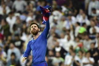 Los amigos de Messi lo saludan por sus 500 goles