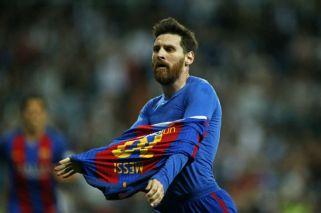 Irrepetible: el homenaje del Barcelona para Messi por sus 500 goles