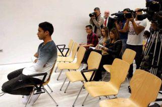 Futbolista argentino condenado a prisión en España