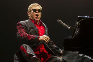 Elton John contrajo una infección potencialmente mortal