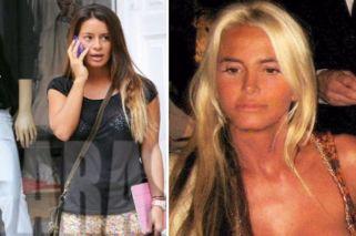 Mecha Sarrabayrouse estalló de furia contra la pareja de su ex