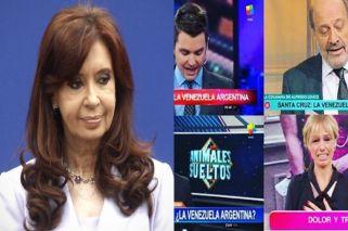 Como en los viejos tiempos: Cristina volvió a atacar al periodismo