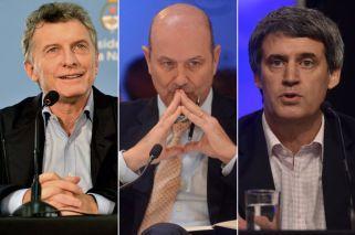 Cierran una causa contra Macri, Prat-Gay y Sturzenegger por LEBACS
