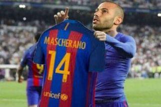 Mascherano metió su primer gol y estallaron los memes