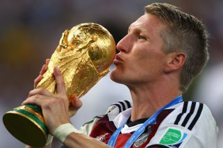 La pícara broma de Schweinsteiger a los argentinos
