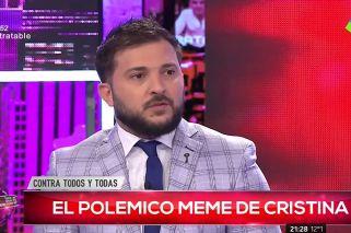 Brancatelli, luego del tuit de CFK: