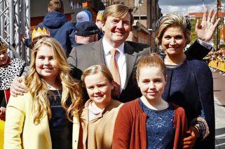 Las hijas de Máxima siguen sus pasos en la moda