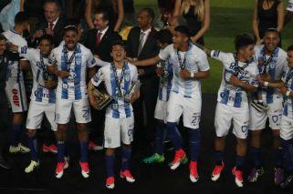 Un argentino metió al Pachuca en el Mundial de Clubes