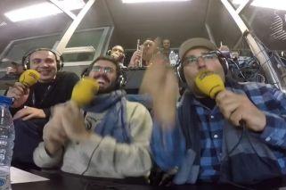 Relataron el gol de Mascherano al ritmo de