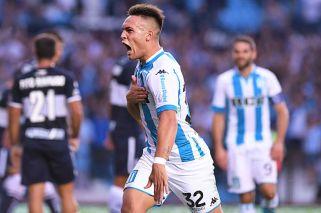 Grito joven. Martínez le dio el triunfo al equipo de Cocca y llegó a su séptimo gol en el torneo.