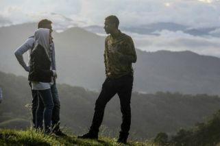Chapecoense: Los sobrevivientes volvieron al lugar de la tragedia