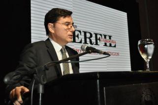Jorge Fontevecchia hizo hincapié en el aspecto federal del proyecto.
