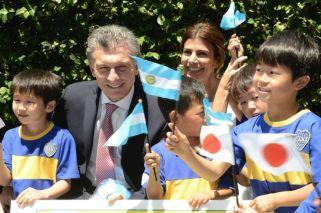 Macri publicó un video para elogiar las escuelas japonesas