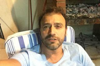 Desvalijaron la casa de Adrián Pallares