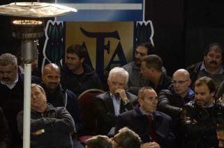 """Víctor Blanco: """"La lista de la Selección la entregó Verón"""""""
