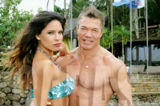 Barbie Franco y Fernando Burlando, ¿otra vez juntos?