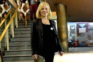 Cecilia Roth declaró en la causa contra las esposas de Guillermo Moreno y Julio De Vido