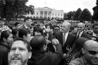 El fotógrafo de Obama se sumó a House of Cards