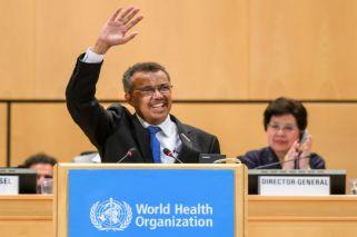 Por primera vez un africano dirigirá la Organización Mundial de la Salud
