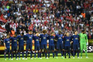 Europa League: sentido homenaje a las víctimas del atentado en Manchester