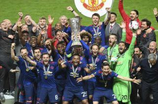 Manchester United venció al Ajax y salió campeón