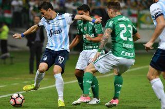 Atlético Tucumán quedó eliminado en Brasil