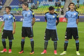 Papelón en el Mundial Sub 20: se equivocaron el himno de Uruguay