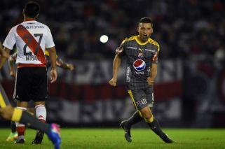 Inesperada derrota de River ante Independiente de Medellín
