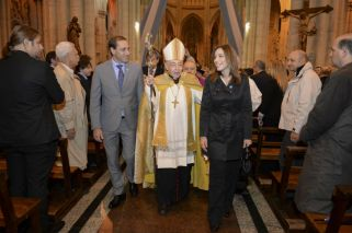 Monseñor Aguer puso en duda la cifra de desaparecidos y la tildó de