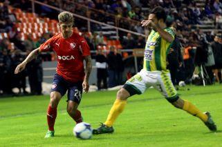 Independiente no pudo con la defensa de Aldosivi