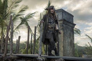 Piratas del Caribe, la venganza de Salazar: El mejor pirata