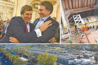 Para sacarle las obras, el Gobierno ya apunta a los sobreprecios de Odebrecht