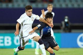 Sospechoso empate entre Italia y Japón en el Mundial Sub 20
