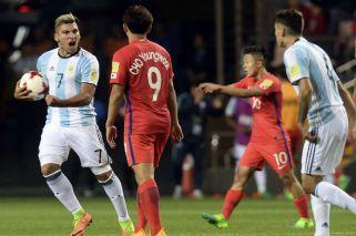 Argentina quedó eliminada del Mundial Sub 20