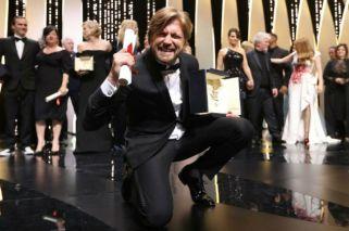 La lista de ganadores de Cannes 2017