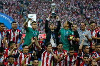 Almeyda sacó campeón a Chivas tras once años