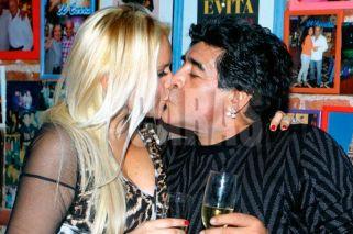El cambio de look que Verónica Ojeda le dedicó a Maradona