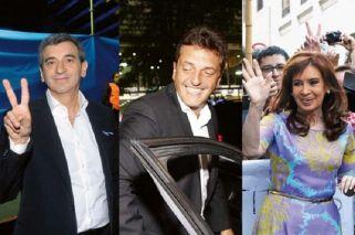 Cristina, Randazzo, Massa: claves de la salvaje interna peronista