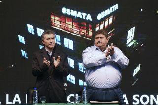 Macri elogió un acuerdo para generar empleo