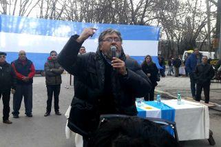 """El """"Chino"""" Navarro habló sobre la reunión entre Cristina y Randazzo: """"La oferta fue de rendición"""""""