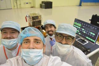 """Ponen en órbita el """"Milanesat"""", un nuevo satélite argentino"""