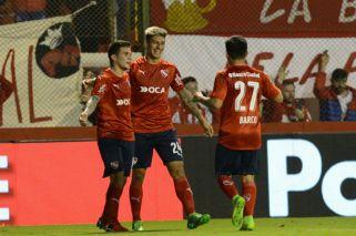Independiente venció a Unión y se acerca a la Libertadores
